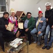 """Gisela & Ruedi gewinnen die """"Goldig Gyge 2014"""""""