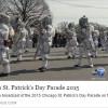 St. Patrick's Day Parade 2015 auf ABC7