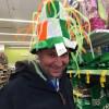 Vorbereitungsarbeiten für den St. Patrick's Day!