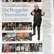 Unsere Noggeler-Soirée im Anzeiger Luzern vom 2. Februar 2016
