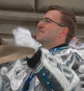 Marcel Reiter - Tambourmajor