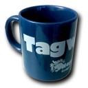 "Coffee-Mug ""TAGWACH!"""