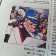 Die Noggeler in der Neuen Luzerner Zeitung
