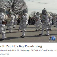 St. Patrick's Day Parade 2015 auf ABC7