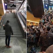 Die Bahnhofguuggete 2021 ist irgendwie anders …